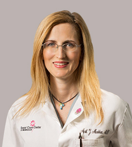 April Maddux, M.D.